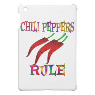 Chili Peppers Rule Case For The iPad Mini