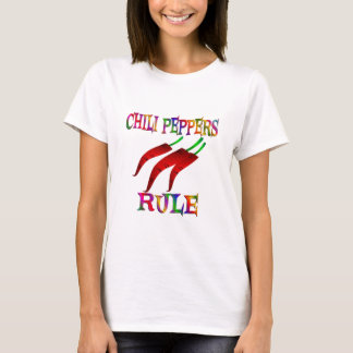 Chili Peppers Rule T-Shirt