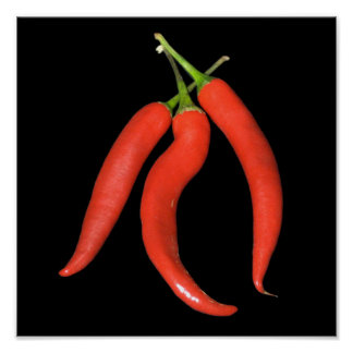 chili poster