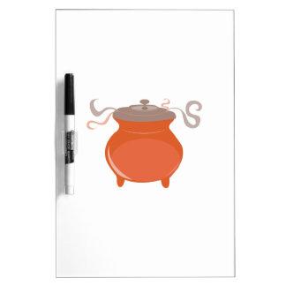 Chili Pot Dry-Erase Whiteboard