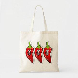 Chili Smile *Tote Bag