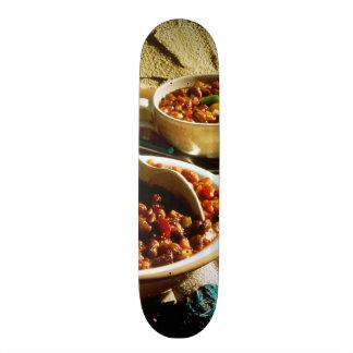 Chili with Cornbread 21.6 Cm Skateboard Deck
