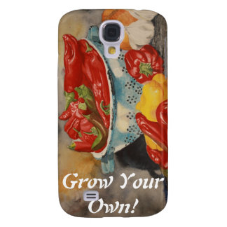 Chilies Galaxy S4 Cases