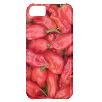 Chilies, Huaraz, Cordillera Blanca, Ancash iPhone 5C Case