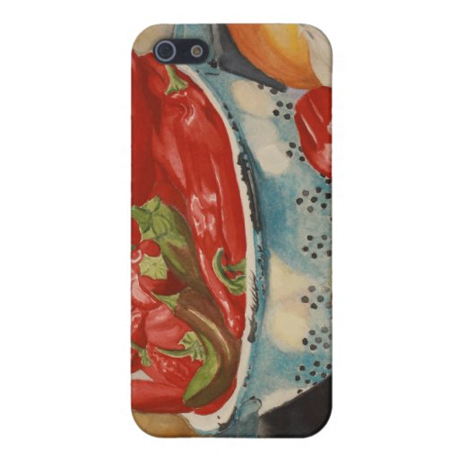 Chilies! Covers For iPhone 5