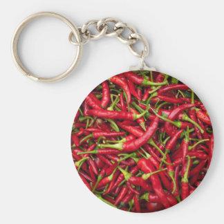 Chilies Key Chain