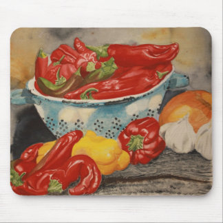 Chilies! Mouse Pad
