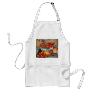 Chilies! Standard Apron