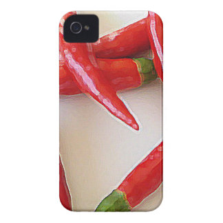 Chilis iPhone 4 Case-Mate Case