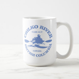 Chilko River (rd) Basic White Mug