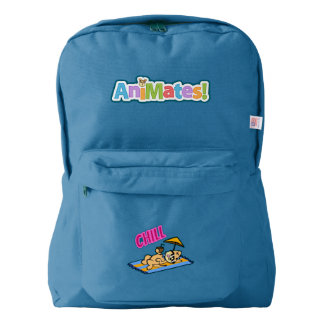 Chill American Apparel™ Backpack, Royal Blue Backpack