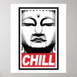 Chill Buddha Posters