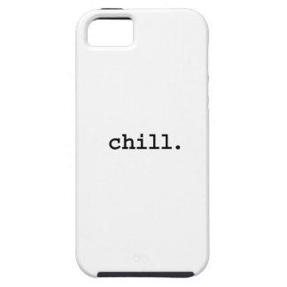 chill iPhone 5 case
