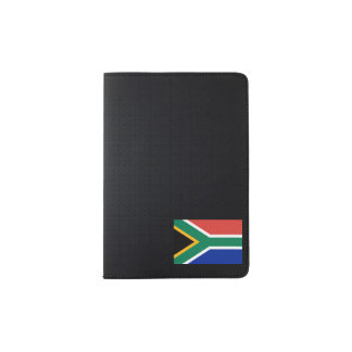 Chill Flag of South Africa Passport Holder