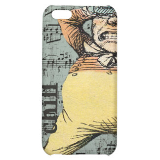 Chill - Funny Vintage Mad Man iPhone Case iPhone 5C Cover