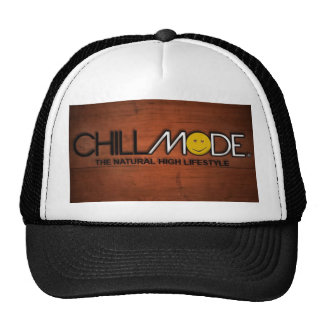 Chill Mode Snapback Trucker Hat