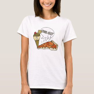 """""""CHill OUt"""" Funny T Shirt"""