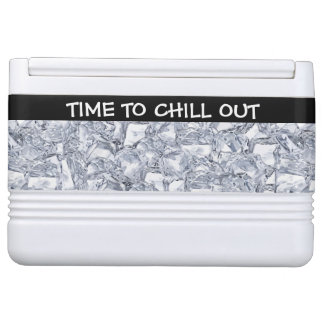 Chill Out Ice Chest Igloo Cooler
