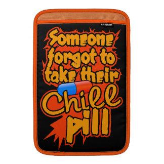 Chill Pill iPad / laptop sleeve
