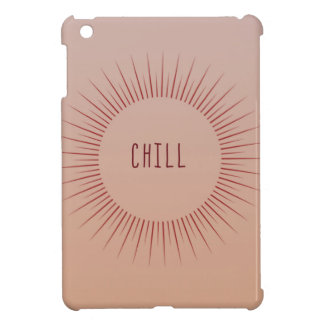 Chill Time iPad Mini Covers