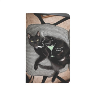 Chillax Cat Journal