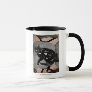 Chillax Cat Mug