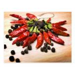 Chilli and pepper