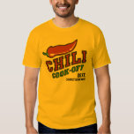 Chilli Cook Off Competition Shirts