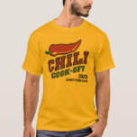 Chilli Cook Off Competition T-Shirt
