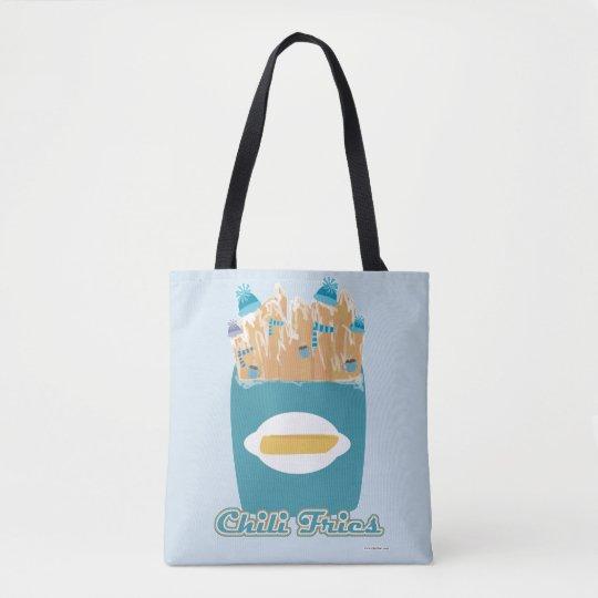 Chilli Fries Fun Pun Tote Bag