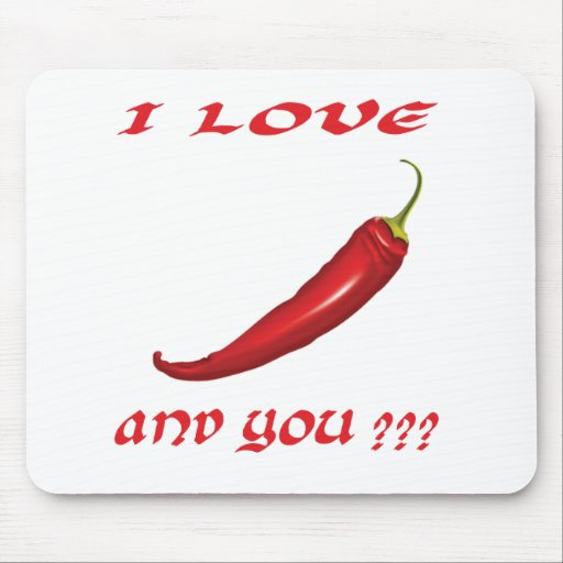 Chilli. Mouse Pads