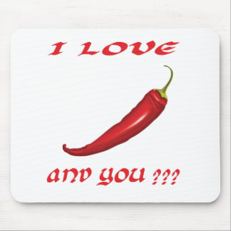 Chilli Mouse Pads
