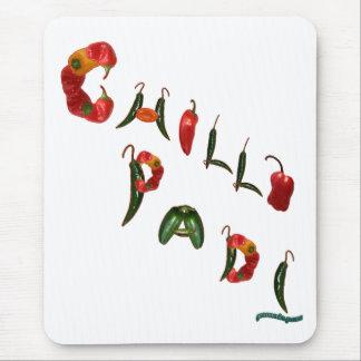 Chilli Padi Chili Peppers Mouse Pad