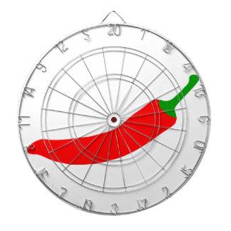 Chilli Pepper Dartboard