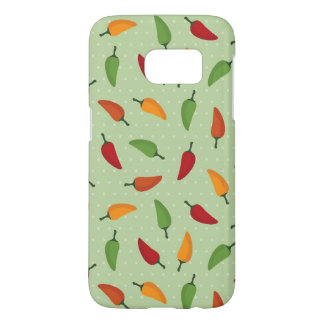 Chilli pepper pattern
