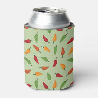 Chilli pepper pattern can cooler