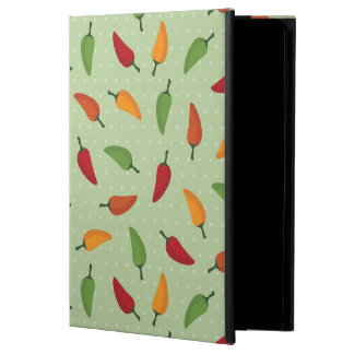 Chilli pepper pattern case for iPad air