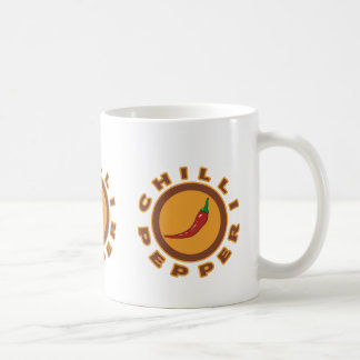 chilli pepper. spice coffee mug