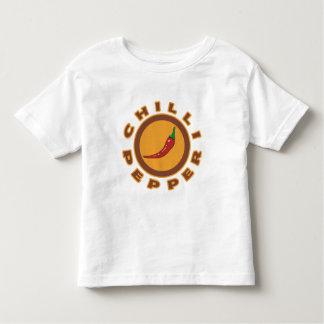 chilli pepper. spice toddler T-Shirt