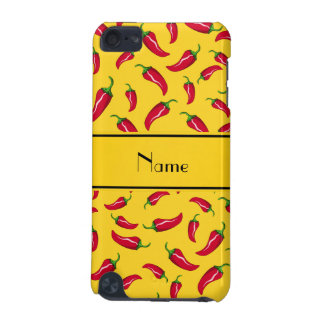chilli+peppers,personalized+name,red+chili+pepper, iPod touch 5G covers