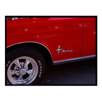 Chillicothe Car Show 2009 Postcard
