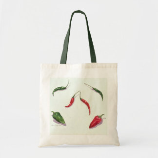 Chillies and Peppers 2005 Tote Bag