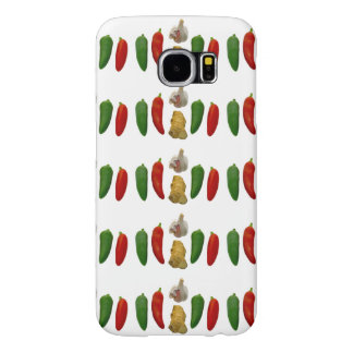 Chillies Garlic and Ginger Samsung Galaxy S6 Cases
