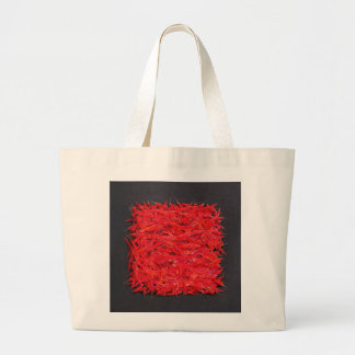 Chillies Large Tote Bag