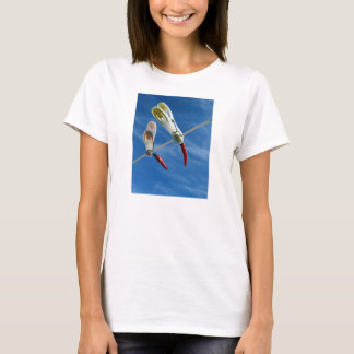 Chillies on the Washing Line Tee Shirt
