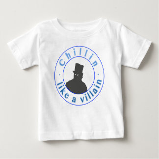 Chillin like a villain cool kids top tshirts