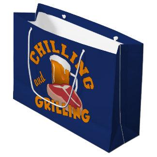 Chilling & Grilling gift bag