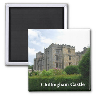 Chillingham Castle Magnet