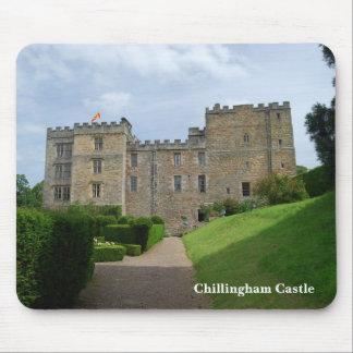 Chillingham Castle Mousepad