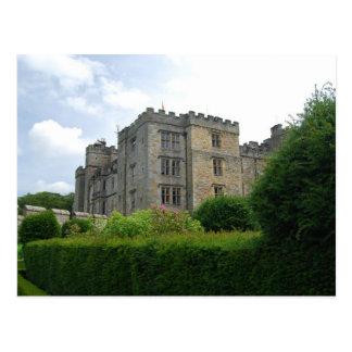 Chillingham Castle Postcard